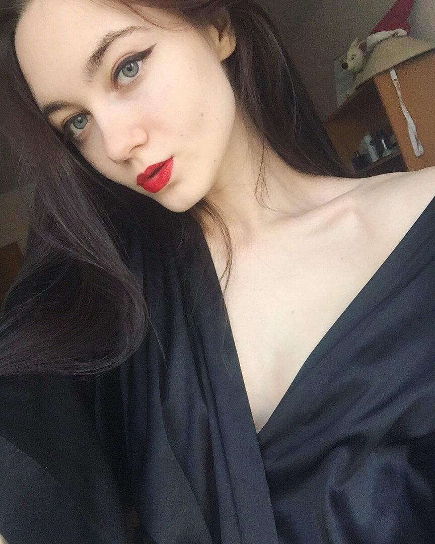 Девушка Teeraps - Юлия Закаблукова
