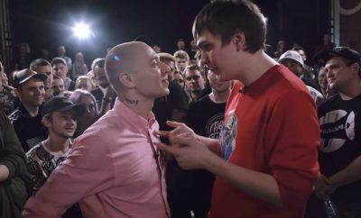 Oxxxymiron vs Гнойный (Слава КПСС)