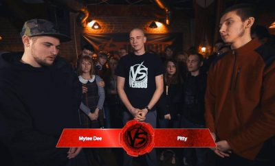 Mytee Dee VS Pitty. Versus Fresh Blood
