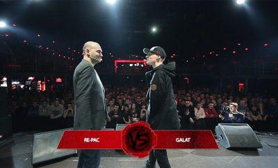Re-Pac VS Galat. Versus Battle