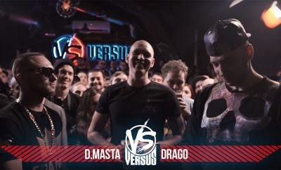 D Masta Drago Versus