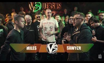 Miles VS Sawyer versus